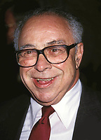 Art Buchwald 1991 Photo by Adam Scull-PHOTOlink.net