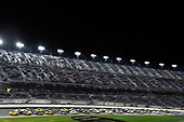 NASCAR Camping World Truck Series<br /> NextEra Energy Resources 250<br /> Daytona International Speedway, Daytona Beach, FL USA<br /> Friday 16 February 2018<br /> David Gilliland, Kyle Busch Motorsports, Pedigree Toyota Tundra leads<br /> World Copyright: Nigel Kinrade<br /> LAT Images