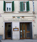 Exterior, Le Campagne Restaurant, Florence, Tuscany, Italy