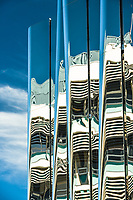 Govett-Brewster Art Gallery, Taranaki Region, North Island, New Zealand, NZ