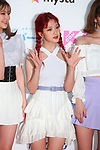 """Lee Seo-Yeon(fromis_9), May 19, 2019 : K-Culture festival """"KCON 2019 JAPAN"""" at the Makuhari Messe Convention Center in Chiba, Japan. (Photo by Pasya/AFLO)"""