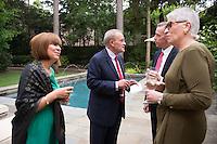 Memorial Hermann Foundation Breaking Ground Reception