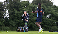 Manager Gareth Ainsworth looks on during the Wycombe Wanderers 2016/17 Pre Season Training Session at Wycombe Training Ground, High Wycombe, England on 1 July 2016. Photo by Andy Rowland.