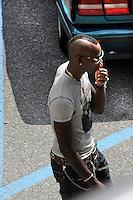28 luglio 2011, a bordo di una Ferrari, in compagnia di una amica, arriva a Como l'ex giocatore dell'Inter Mario Ballotelli