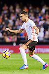 Munir El Haddadi Mohamed of Valencia CF in action during their La Liga match between Valencia CF and Real Madrid at the Estadio de Mestalla on 22 February 2017 in Valencia, Spain. Photo by Maria Jose Segovia Carmona / Power Sport Images