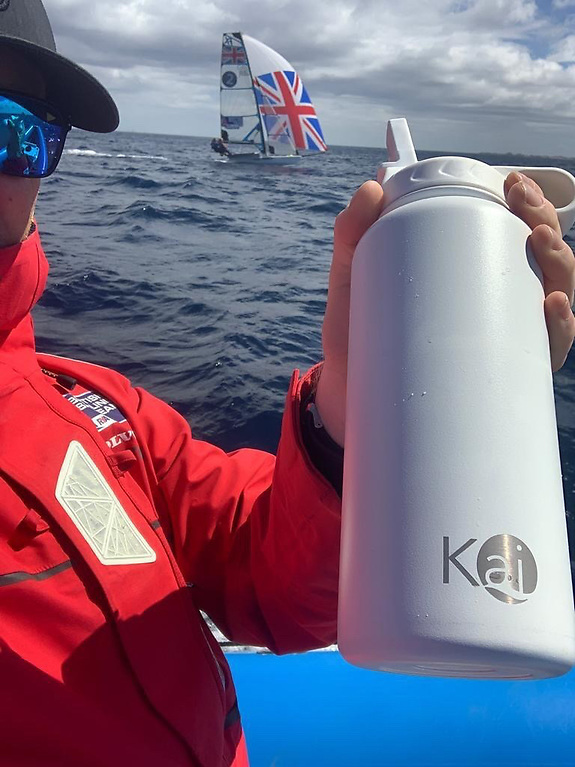 Designed by an Irish sailor, for sailors, the Kai bottle have been tried and tested on the waters of Dublin Bay and beyond