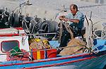 Agia Napa, Aya Napa, Fishing Harbour, Fisher-Man, Fischer, Fischerhafen, Cyprus, Zypern