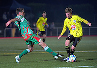160628 A-League Football Preseason - Wellington Phoenix v Wairarapa United
