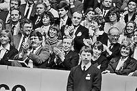 1985, ABN WTT, VIP tribune met prins Claus, Freddy Heineken