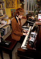 UNDATED FILE PHOTO - Veronique Beliveau in the 80's<br /> <br /> MANDATORY CREDIT <br /> PHOTO : Jean-Pierre Karsenty - Publiphoto - Agence Quebec Presse