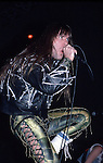 Bruce Dickinson of IRON MAIDEN Iron Maiden