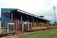 General view of Plough Lane, Wimbledon Football Club on 11th September 1995