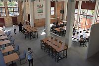 SÃO PAULO, SP, 05.06.2021- Inauguração Centro de Inovação Verde Bruno Covas - Hub Green Sampa e Teia Green Sampa, na cidade de São Paulo Bairro de Pinheiros zona sul , neste Sábado, 05. (Foto André Ribeiro/Brazil Photo Press)