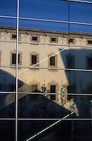 Europe/Espagne/Catalogne/Barcelone : Cloître Casa de la Caritad