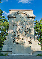Battle of Princeton Memorial, Princeton, New Jersey