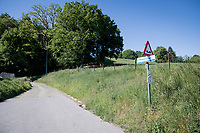 Moskesstraat along the Brabantse Pijl Route<br /> <br /> Cycling in Flanders (BEL)<br /> cycling hotspots in Brabant<br /> <br /> ©kramon
