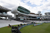 A general view of the JP Morgan Media centre during London Spirit Women vs Trent Rockets Women, The Hundred Cricket at Lord's Cricket Ground on 29th July 2021