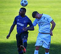 210731 Chatham Cup Football Quarterfinal - Miramar Rangers v Auckland City FC