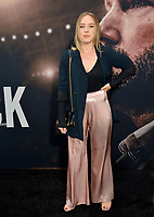 """LOS ANGELES, CA: 01, 2020: Ashley Nichole at the world premiere of """"The Way Back"""" at the Regal LA Live.<br /> Picture: Paul Smith/Featureflash"""
