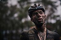Thibau Nys' (BEL/Telenet Fidea Lions) muddy post race face<br /> <br /> Men's Race at the X2O Herentals Cross 2020 (BEL)<br /> <br /> ©kramon