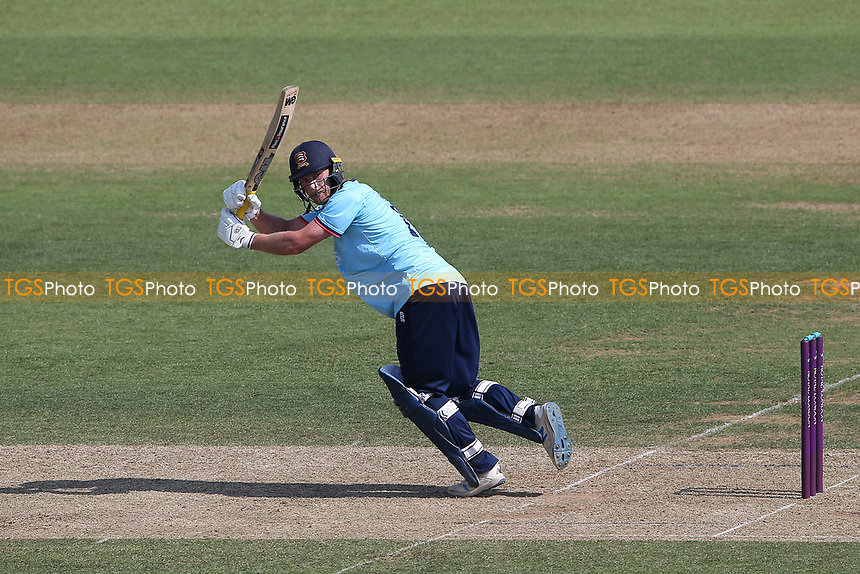 Tom Westley in batting action for Essex during Hampshire Hawks vs Essex Eagles, Royal London One-Day Cup Cricket at The Ageas Bowl on 22nd July 2021