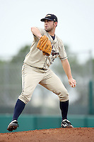 August 14, 2008: Duane Below (15) of the Lakekand Flying Tigers at Hammond Stadium in Fort Meyers, FL. Photo by: Chris Proctor/Four Seam Images