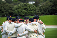 201105 Plunket Shield Cricket - Wellington Firebirds v Otago Volts