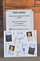 Rally For Jorge Gomez