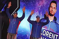 Florent Manaudou ENERGY STANDARD<br /> Napoli 12-10-2019 Piscina Felice Scandone <br /> ISL International Swimming League <br /> Photo Cesare Purini/Deepbluemedia/Insidefoto