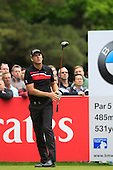 Robert KARLSSON (SWE) during round 3 of the 2015 BMW PGA Championship over the West Course at Wentworth, Virgina Water, London. 23/05/2015<br /> Picture Fran Caffrey, www.golffile.ie: