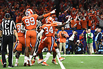 Alabama downs Clemson, 24-6, in the 2018 Allstate Sugar Bowl and semi-final game of the College Football Playoffs.