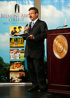 07/11/09 - Envoy Institute - Patrick Madridr at Belmont Abbey College, in Belmont, North Carolina. Photography By: Patrick Schneider Photo.com.