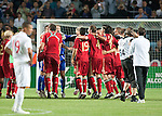 Germany is U21 European champions. The Final Germany-England, 06292009, U21 EURO 2009 in Sweden