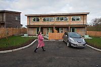 2017 01 05 Solar village, Glanrhyd, Wales, UK