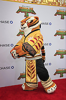 LOS ANGELES - JAN 16:  Tigress, Animated Character at the Kung Fu Panda 3 Premiere at the TCL Chinese Theater on January 16, 2016 in Los Angeles, CA