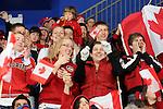 Vancouver 2010 - Para Ice Hockey // Para-hockey sure glace.<br /> Team Canada plays against Italy in Para Ice Hockey action // Équipe Canada affronte l'Italie dans un match de para-hockey sur glace. 13/03/2010.