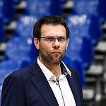 21.11.2020, Zeppelin CAT Halle A1, Friedrichshafen, GER, DVL, VfB Friedrichshafen vs Berlin Recycling Volleys,<br /> im Bild Cedric Enard (Berlin)<br /> <br /> Foto © nordphoto / Hafner