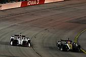 Santino Ferrucci, Dale Coyne Racing Honda James Hinchcliffe, Arrow Schmidt Peterson Motorsports Honda