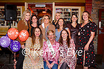 Georgina Keane Ballybunion celebrated her 50th birthday with her friends in Reidy's bar Killarney on Saturday night