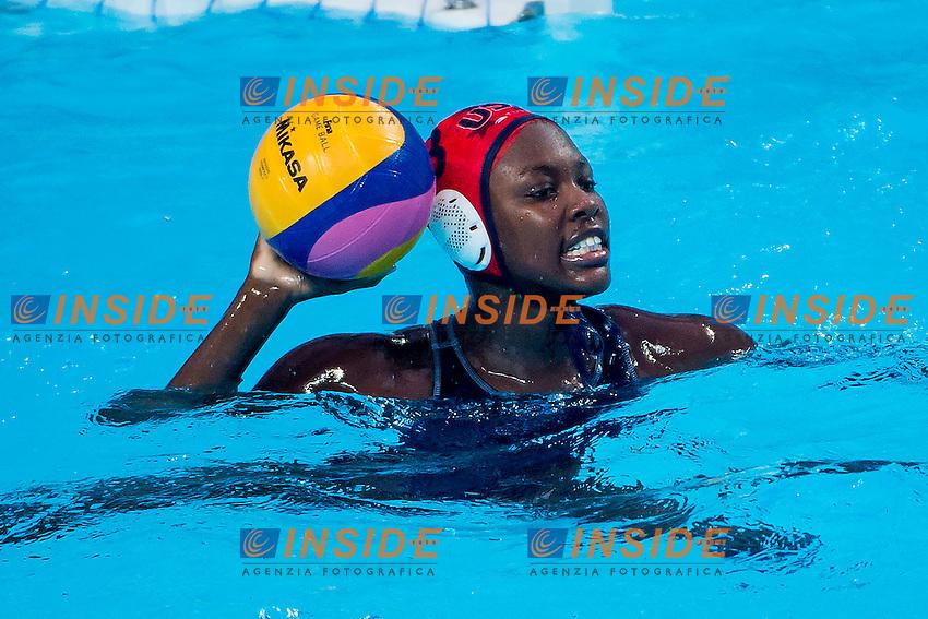 HILL Samantha USA<br /> Preliminary Round II<br /> Waterpolo - Waterpolo Arena<br /> Day09 01/08/2015<br /> XVI FINA World Championships Aquatics Swimming<br /> Kazan Tatarstan RUS July 24 - Aug. 9 2015 <br /> Photo A.Masini/Deepbluemedia/Insidefoto
