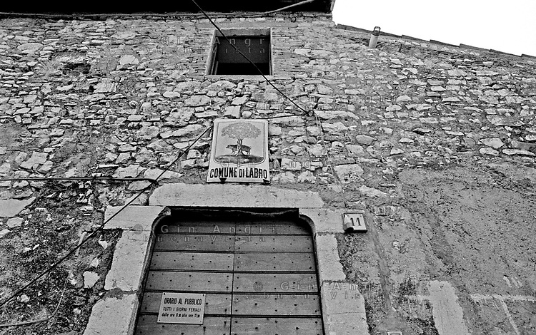 Abruzzo, Italia, paesi italiani, Labro, Umbria