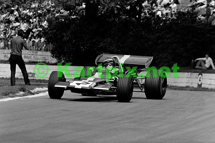 Jochen Rindt, London Trophy 1970 Alcoa Britain International Trophy European F2 Championship, Crystal Palace.