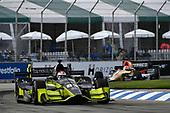 Verizon IndyCar Series<br /> Chevrolet Detroit Grand Prix Race 2<br /> Raceway at Belle Isle Park, Detroit, MI USA<br /> Sunday 4 June 2017<br /> Charlie Kimball, Chip Ganassi Racing Teams Honda<br /> World Copyright: Scott R LePage<br /> LAT Images<br /> ref: Digital Image lepage-170604-DGP-10348