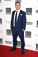 "director, Jim O'Hanlon<br /> at the ""100 Streets"" UK premiere, Bfi South Bank, London.<br /> <br /> <br /> ©Ash Knotek  D3195  08/11/2016"
