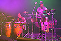 MIAMI BEACH, FLORIDA - JANUARY 18: drummer for Rockers Revenge perform on stage at the Fillmore Miami Beach at the Jackie Gleason Theater on January 18, 2020 in Miami Beach, Florida.  ( Photo by Johnny Louis / jlnphotography.com )