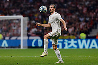 Gareth Bale of Real Madrid during La Liga match between Atletico de Madrid and Real Madrid at Wanda Metropolitano Stadium in Madrid, Spain. September 28, 2019. (ALTERPHOTOS/A. Perez Meca)<br /> Liga Spagna 2019/2020 <br /> Atletico Madrid - Real Madrid <br /> Foto Perez Meca Alterphotos / Insidefoto <br /> ITALY ONLY