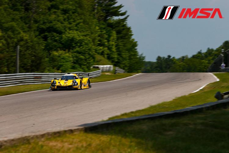 #40 Polestar Motor Racing Inc. Ligier JS P3, LMP3: Keith Grant, David Grant