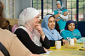 Parents' coffee morning at Edward Wilson Primary School