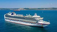 COVID-19 - Cruise Ships Weymouth - 30.05.2020
