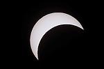 Cairns total solar eclipse 14 November 2012.